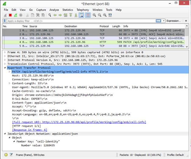 Debugging HttpURLConnection (Sockets and Internet Protocols